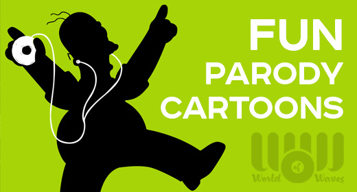 Fun - Parody - Cartoons