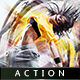 Spinning Action - GraphicRiver Item for Sale