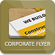 Construction Business Flyer 2 - Letter + A4 - GraphicRiver Item for Sale