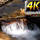 Waterfall Creek in Nature 5 - VideoHive Item for Sale