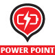 Power Point Logo Template - GraphicRiver Item for Sale