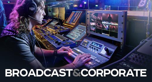 Corporate - Broadcast