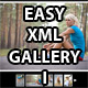Easy XML Gallery I - ActiveDen Item for Sale