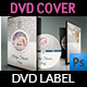 Baby Shower Party DVD Template Vol.3 - GraphicRiver Item for Sale