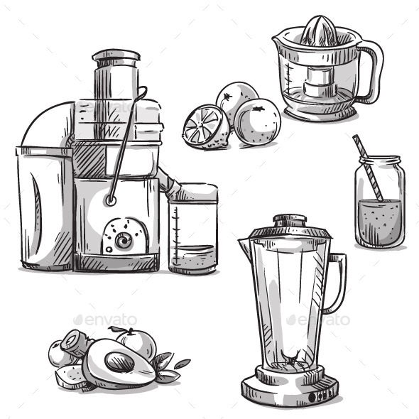GraphicRiver Juicers 11222410