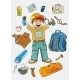Camping Kit - GraphicRiver Item for Sale