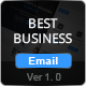 Best Business Responsive Email + Builder Access - ThemeForest Item for Sale