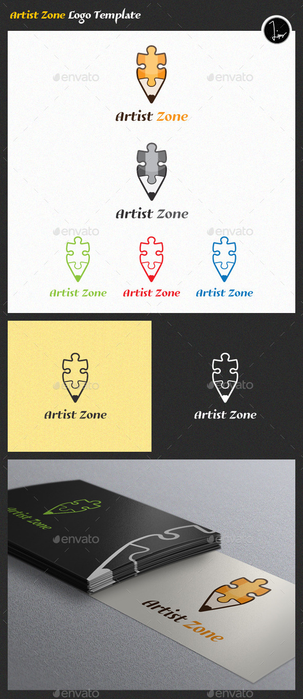GraphicRiver Artist Zone Logo 11203307