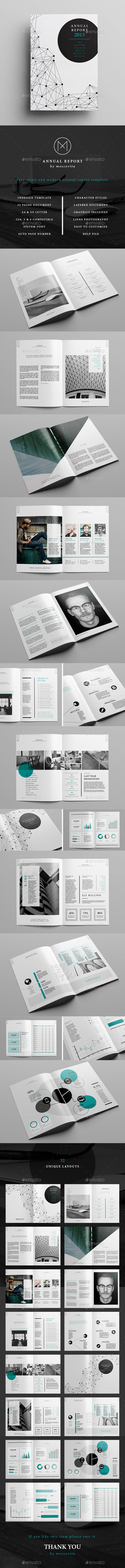 GraphicRiver Annual Report 11224010
