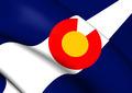 Flag of Colorado, USA. - PhotoDune Item for Sale