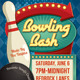 Bowling Event Poster, Flyer or Ad - GraphicRiver Item for Sale