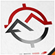 Home Focus Real Estate Logo  - GraphicRiver Item for Sale