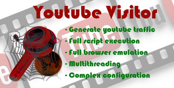 CodeCanyon Youtube Visitor 11224775