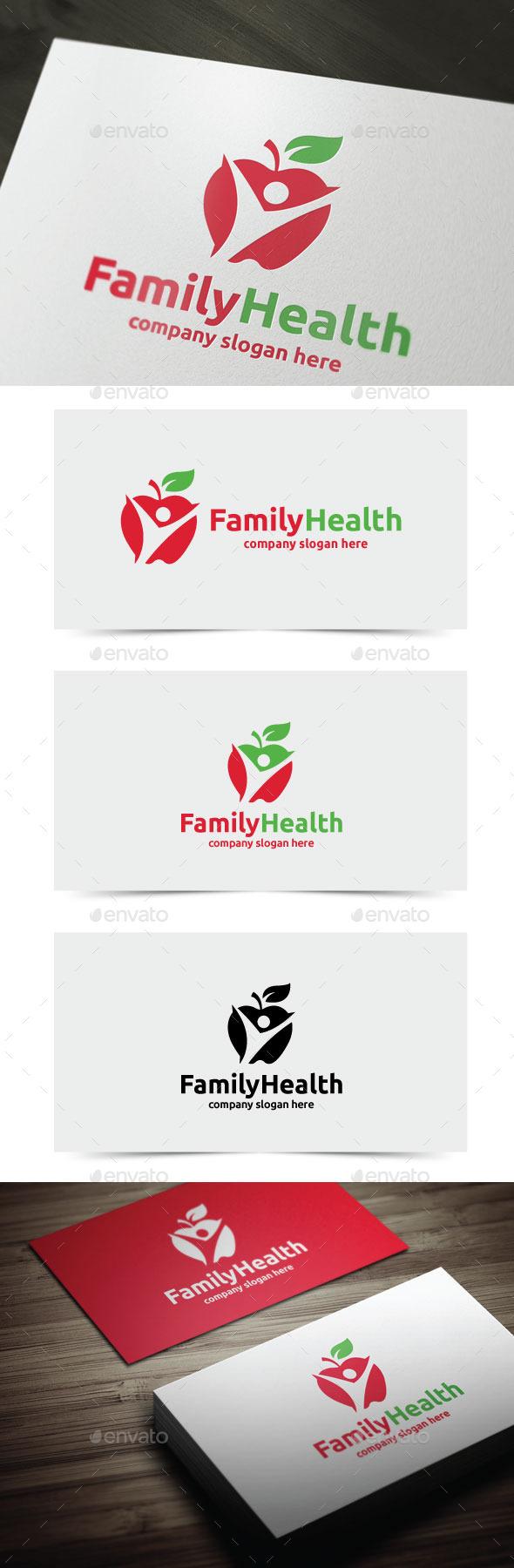 GraphicRiver Family Health 11225177