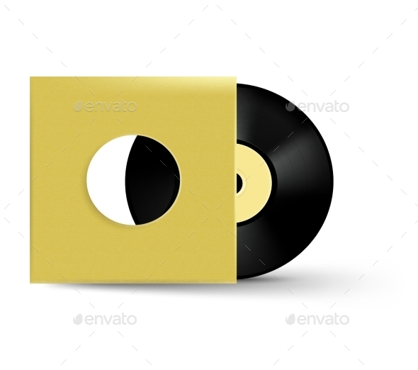 GraphicRiver Vinyl Object 11225419