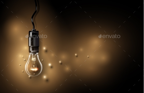 GraphicRiver Lamp Background 11225516