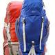 Large touristic backpacks isolated on white - PhotoDune Item for Sale