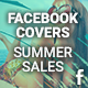 Facebook Timeline Cover - Summer Sales - GraphicRiver Item for Sale