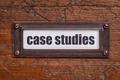 case studies  label - PhotoDune Item for Sale
