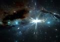Binary star explosion inside a nebula - PhotoDune Item for Sale