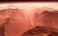 Dust storm on Mars - PhotoDune Item for Sale