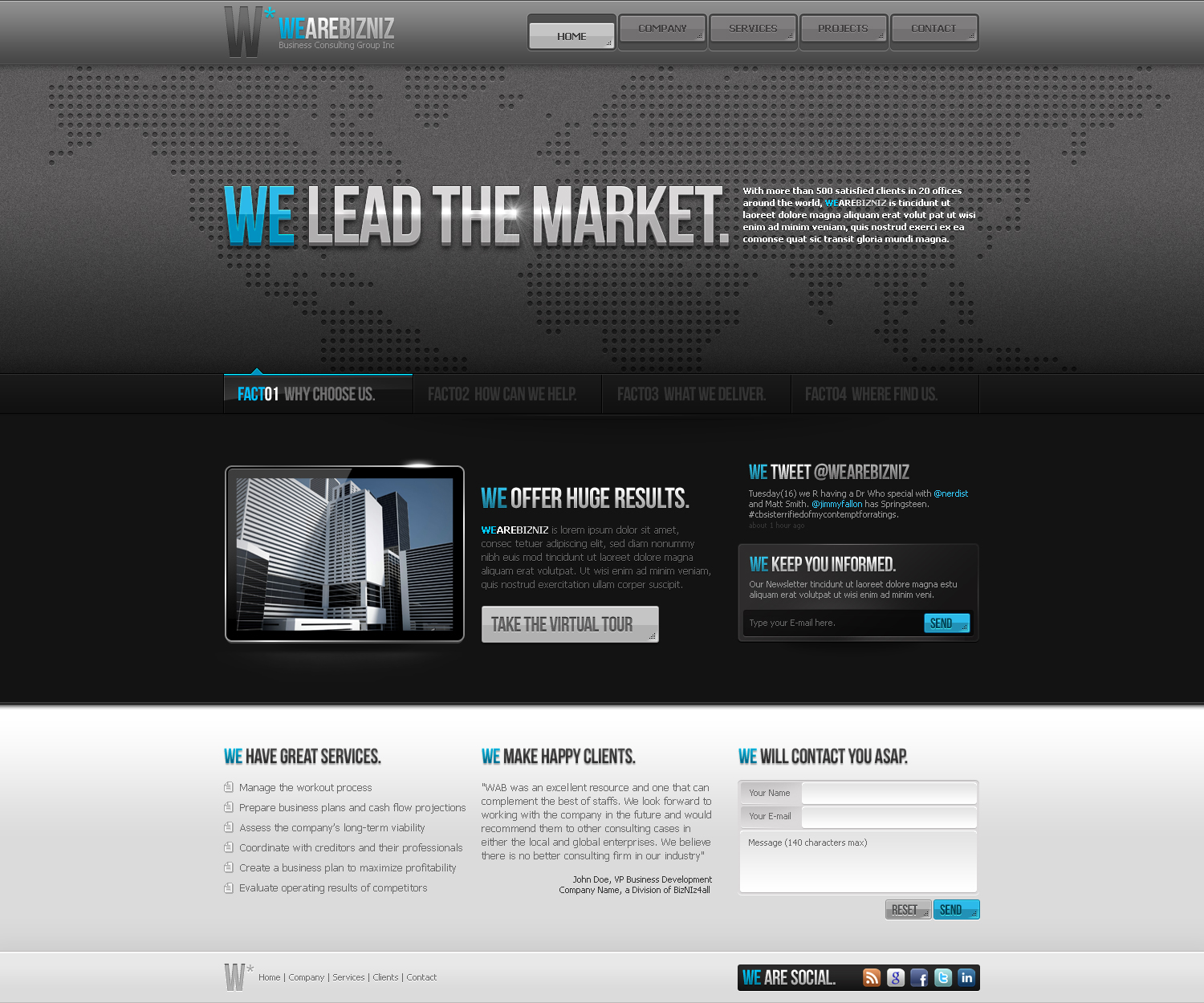 Business Template #11
