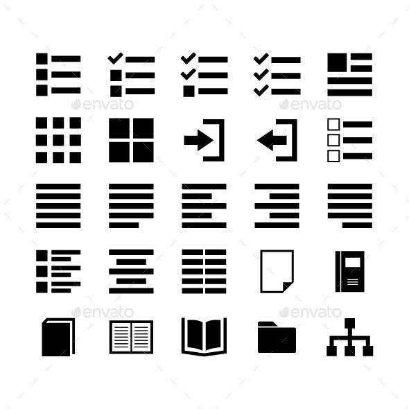 GraphicRiver Content Icon 11226073