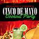 Cinco De Mayo Cookout Flyer - GraphicRiver Item for Sale