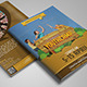 Summer Youth Camp bifold brochure 2 - GraphicRiver Item for Sale