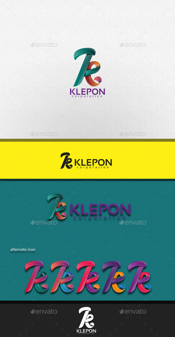 GraphicRiver Letter K 11227341