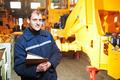 Portrait of experienced industrial engineer - PhotoDune Item for Sale