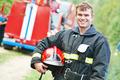 firefighter fireman - PhotoDune Item for Sale