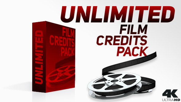 Unlimited Film Credits Pack