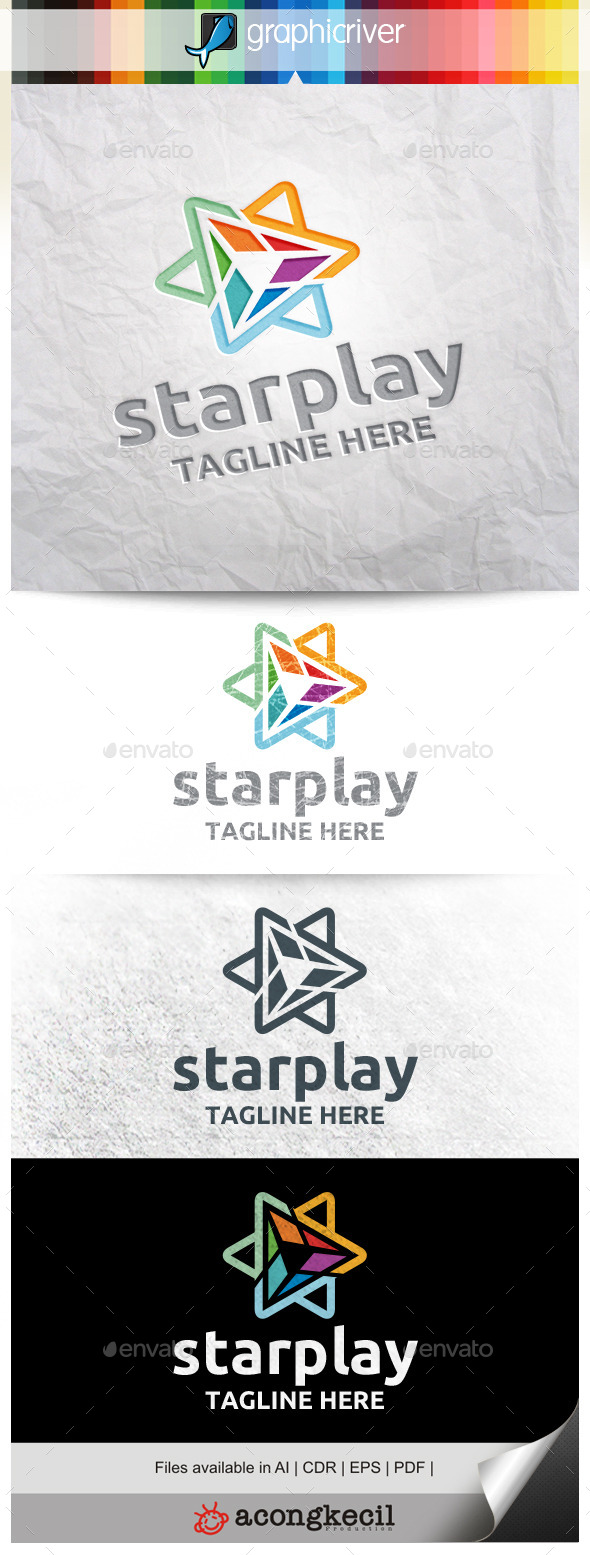 GraphicRiver Star Play V.3 11227664