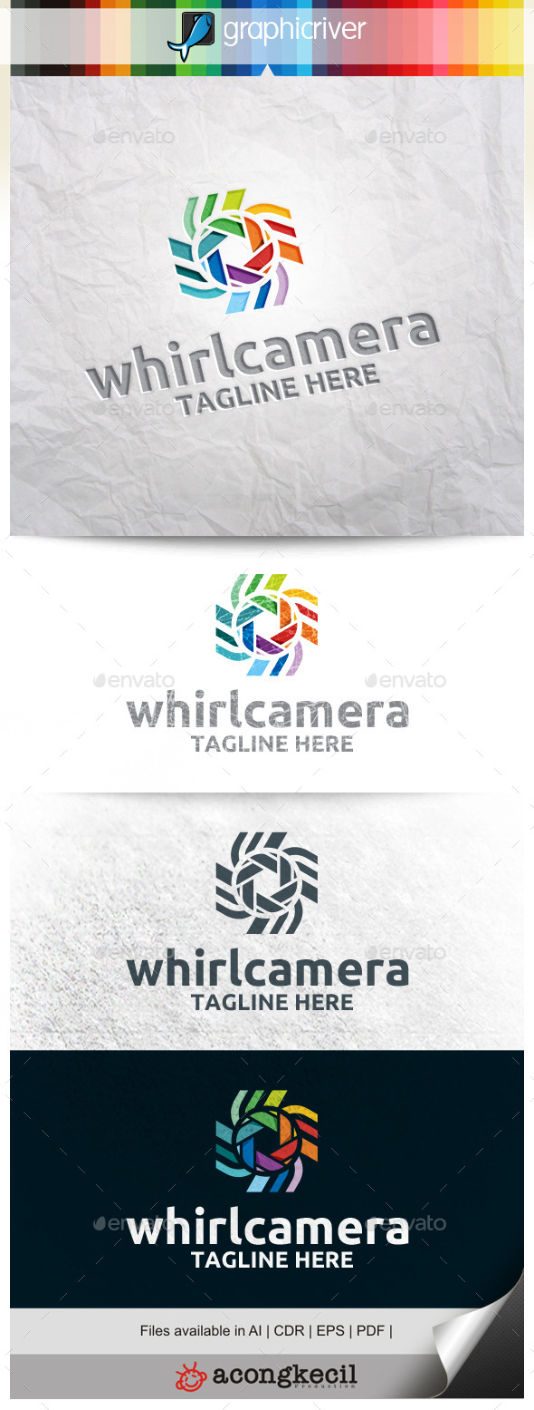 GraphicRiver Whirl Camera 11227669