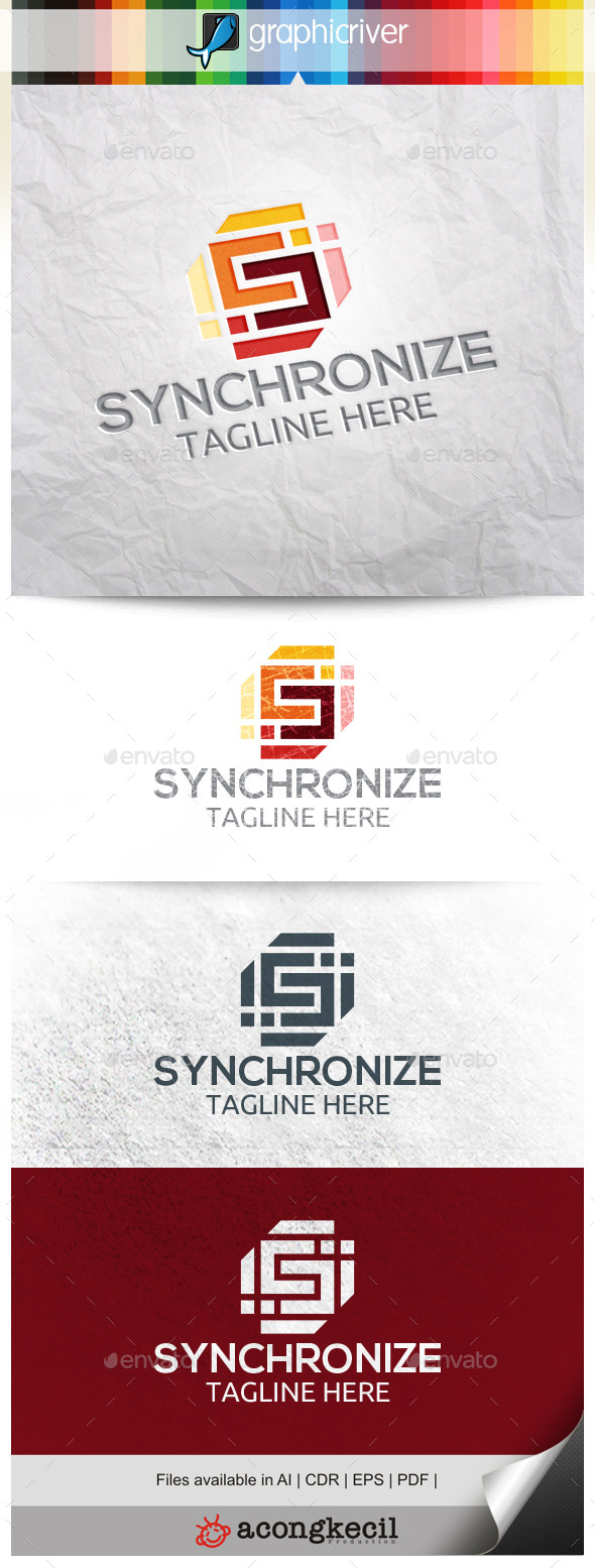 GraphicRiver Synchronize V.2 11227739