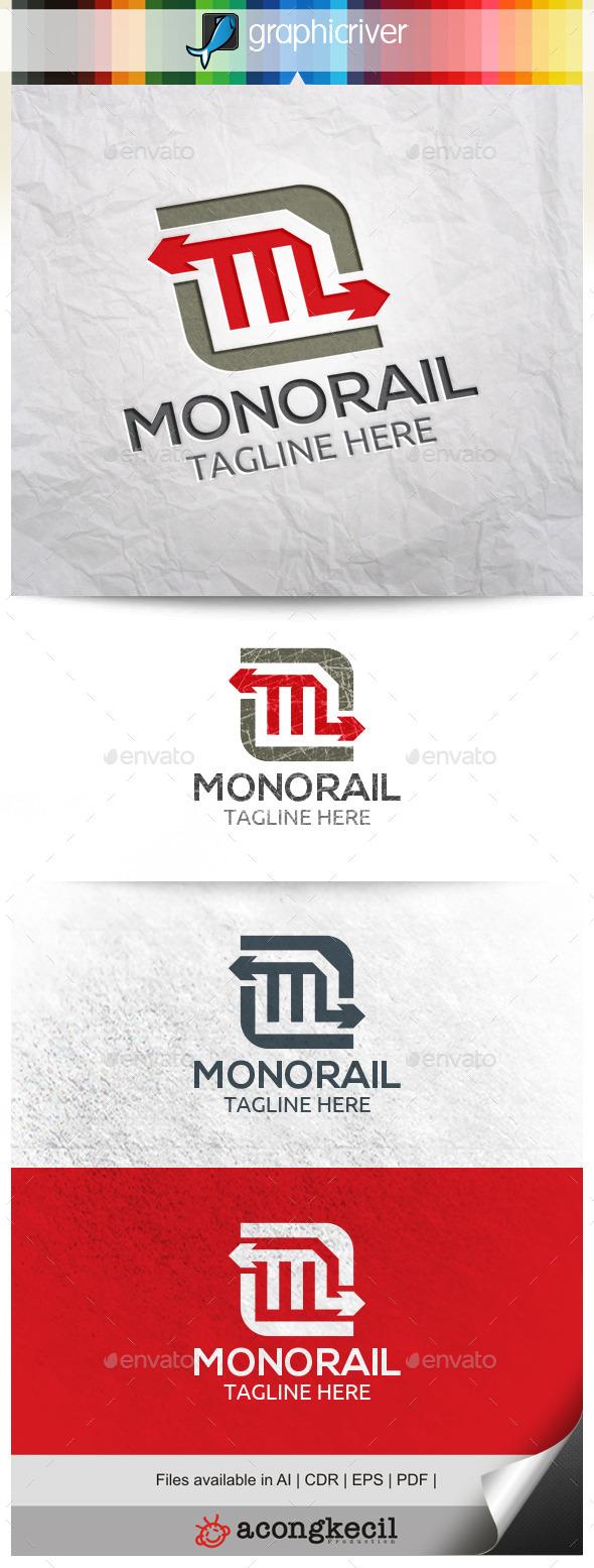 GraphicRiver Monorail 11227856