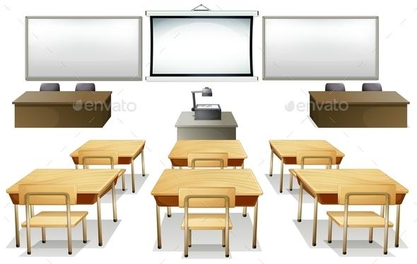 GraphicRiver Classroom 11228191
