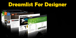 DreamList for Designer