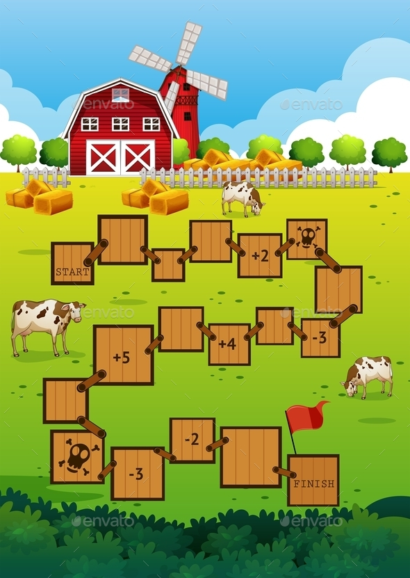 GraphicRiver Boardgame 11228690
