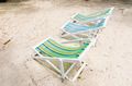 Beach colorful chair - PhotoDune Item for Sale
