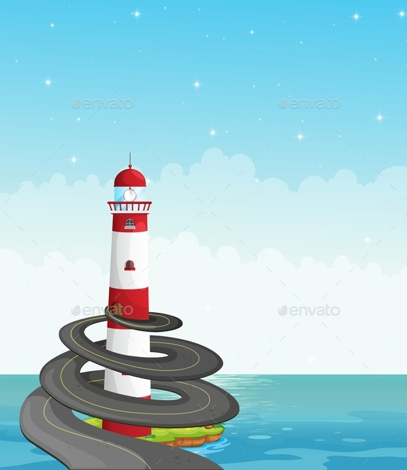 GraphicRiver Lighthouse 11228790
