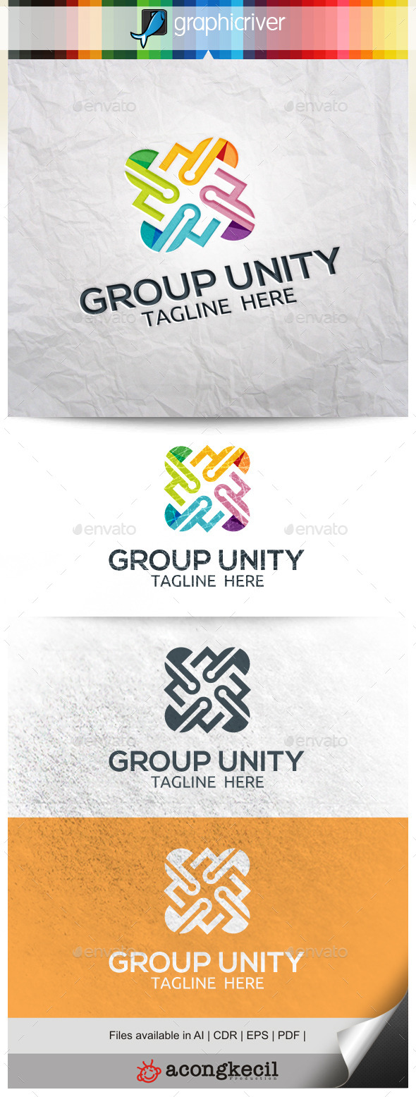 GraphicRiver Group Unity V.2 11228985