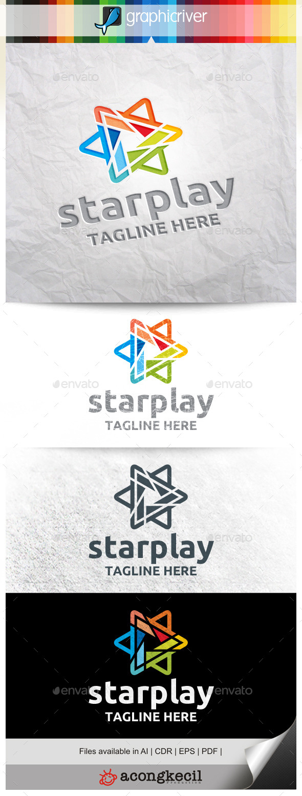 GraphicRiver Star Play V.4 11229424