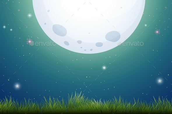 GraphicRiver Fullmoon 11230996