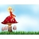 Mushroom and Fairy - GraphicRiver Item for Sale