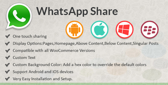CodeCanyon WhatsApp Share 11231573