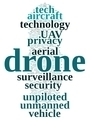 Drone, unmanned aerial vehicle . - PhotoDune Item for Sale