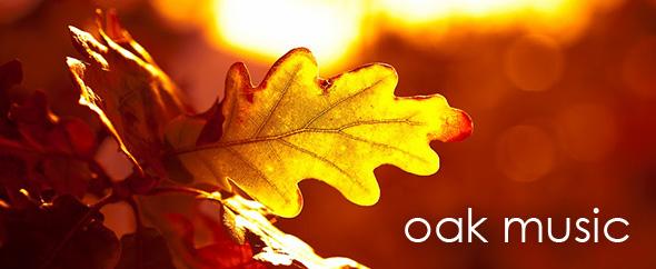 Oakmusic banner