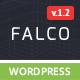 Falco - Responsive Multi-Purpose WordPress Theme - ThemeForest Item for Sale